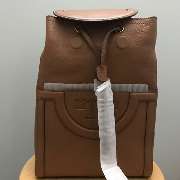 cff86201a833 Tory Burch Serif T Backpack NWT
